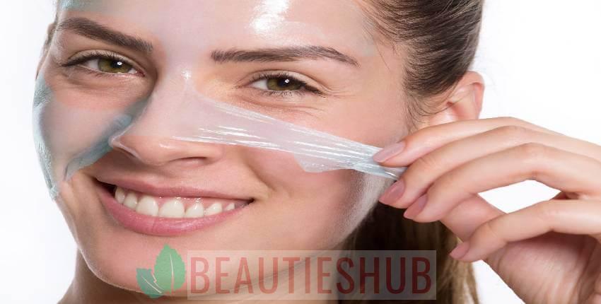 علاج قشرة الوجه بافضل الطرق