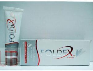 foldex cream