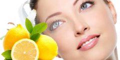 علاج حب الشباب للبشرة الدهنية بالليمون