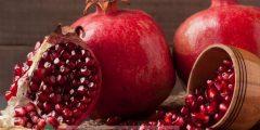 فوائد الرمان للدم