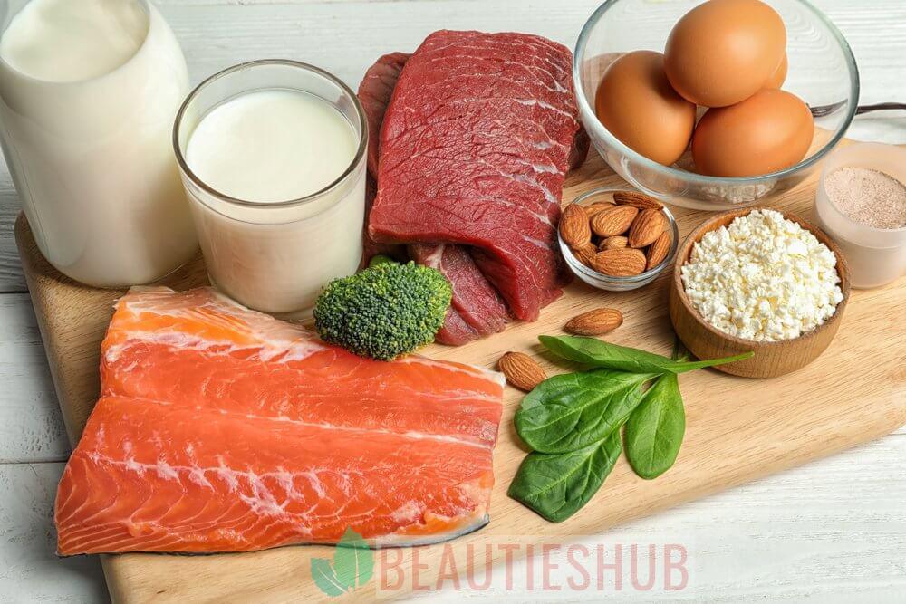 طرق زيادة البروتين في الجسم