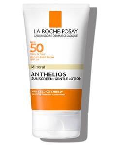 كريم La ROCHE-POSAY Anthelios Mineral Sunscreen SPF 50